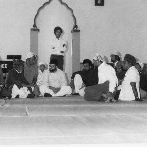 1915-2015 – Centenaire de l'arrivée du message du Messie Promis et Imam Mahdi (a.s.) dans le monde francophone