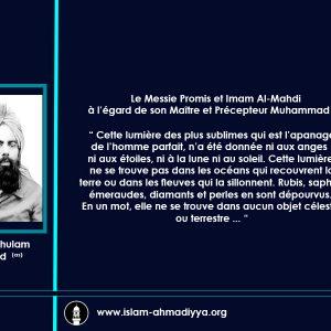 Le Messie Promis et Imam Mahdi – Hadhrat Mirza Ghulam Ahmad (as)