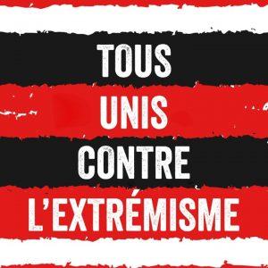 Tous Unis Contre L'extrémisme