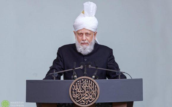 Le Califat différencie la Communauté Musulmane Ahmadiyya ( CMA ) des autres musulmans